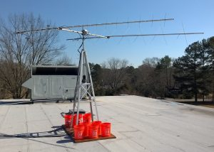 N8DEU Antenna for ARISS